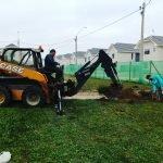 maquinaria de para jardineros